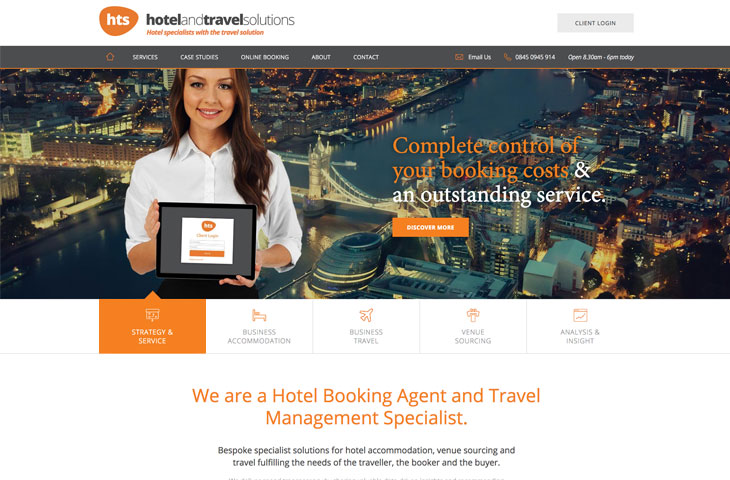 Hotel and Travel Solutions